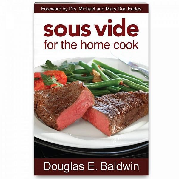 Книга рецептов Sous Vide for the Home Cook Book